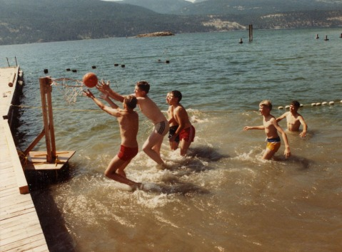 Camp Vernon 1984