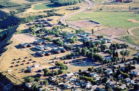 Camp Vernon. BC